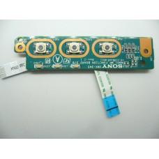 Media Button Board Sony VPC-EA2S1E
