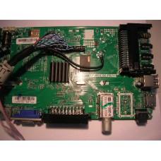 SHARP TP.MS6308.PB711 LC340DUY-SHA1 LC-43CFE5111E LC46J02G001
